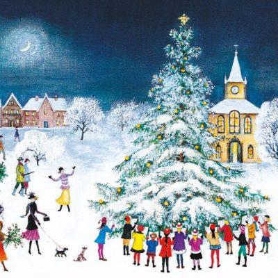 SART0767 CHRISTMAS NIGHT
