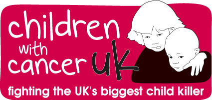 Children with Cancer-one of the Charities supported by the Christmas Card Company